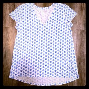 Lily Pulitzer Turtle Tee